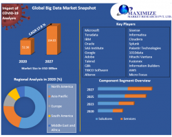 Big Data Market: Industry Analysis and Forecast (2021-2027)