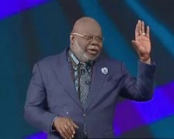 T.D Jakes Sermon - Ground Level Zero |  Td Jakes 2016 Sunday Services Rebroadcasting HD
