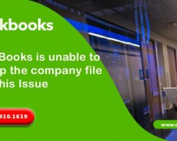 Are you not able to fix Quickbooks, unable to create the backup?