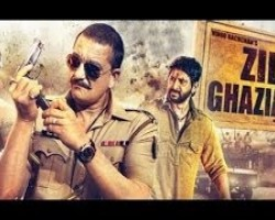 Hindi Movies 2015 Full Movie New | Zila Ghaziabad | Sanjay Dutt | Hindi Movies 2014 Full Movie