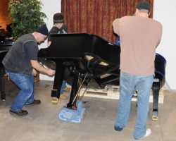 Hire the Best Piano Movers in San Francisco
