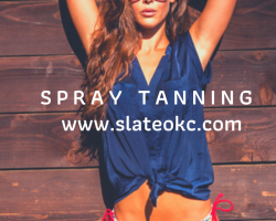 Spray Tanning in Oklahoma City