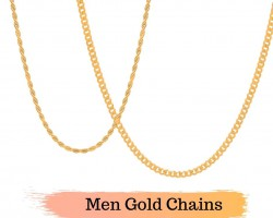 Buy Men's Gold Chains Online
