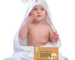 Discover the Best Collection of Hooded Towels for your Cute Kids